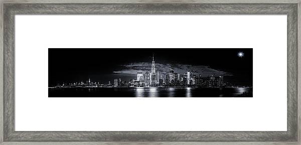 Gotham Framed Print by Jackson Carvalho