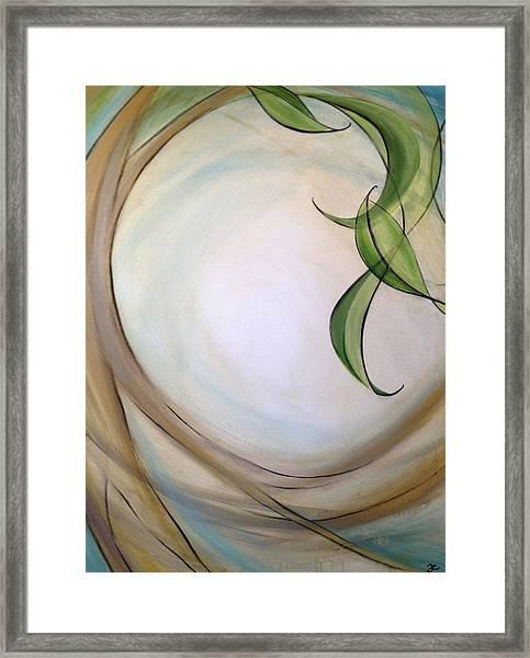 Grace In Trust  Framed Print