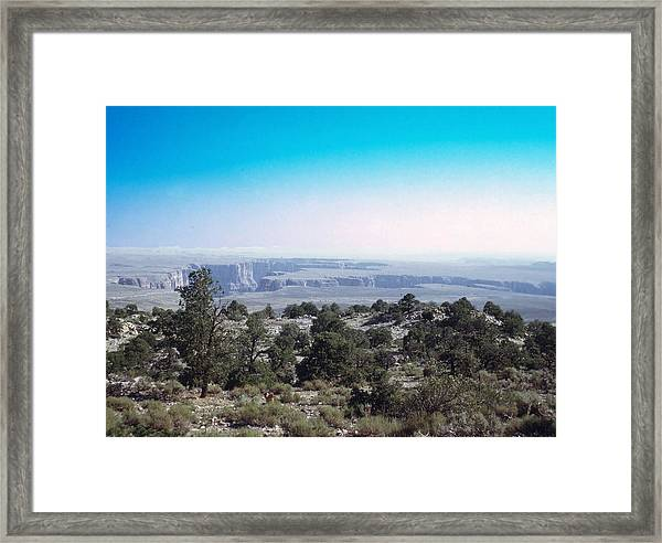 Grand Canyon 1972 Framed Print