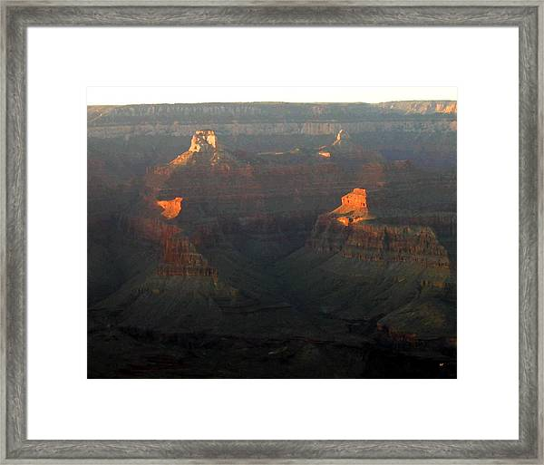 Grand Canyon 82 Framed Print