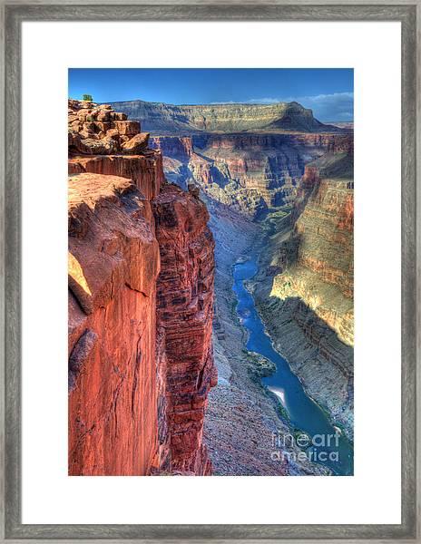 Grand Canyon Awe Inspiring Framed Print