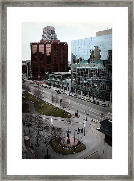 Grand Rapids 6 Framed Print