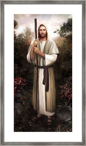 Great Redeemer Framed Print
