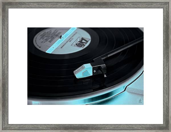 Groovy Baby Framed Print
