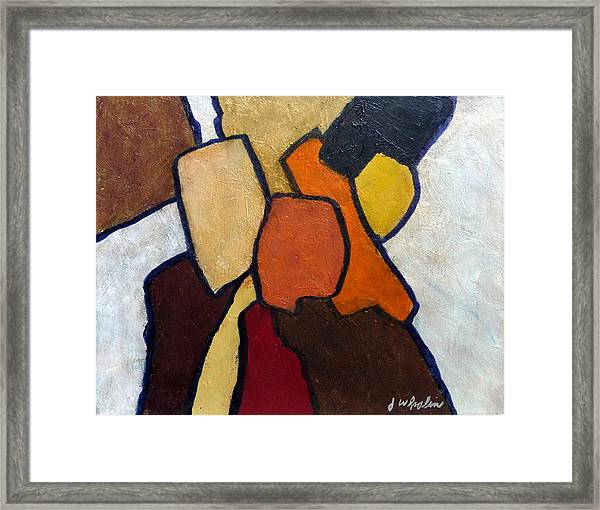 Group Hug - Hats Off To Hans Framed Print