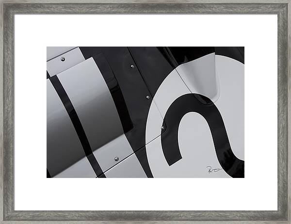 Gt40 One Framed Print by Stephen Prestek
