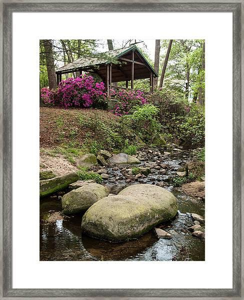 Guignard Park-1 Framed Print