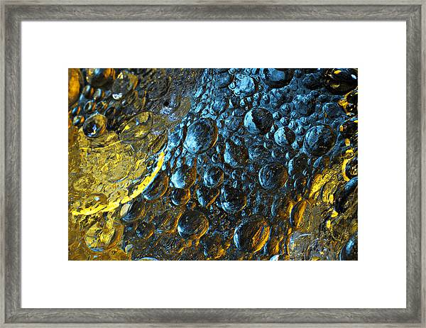 Gw 08 The Universe Responds Framed Print