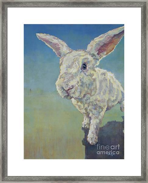 Gwen Framed Print