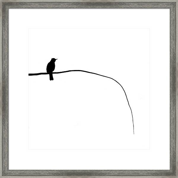 Haiku Framed Print by Wojciech Pokora