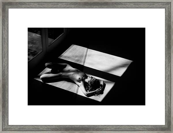 Half Framed Print