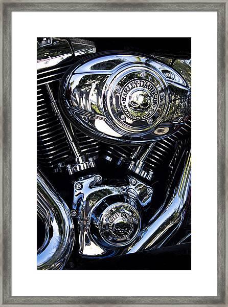 Harley Davidson Series 02 Framed Print