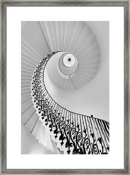 Harmony - London Framed Print by Hernan Calderon Velasco