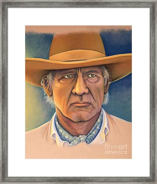 Harrison Ford Framed Print