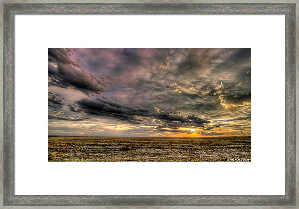 Haswell Framed Print