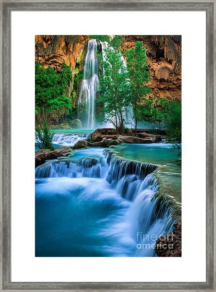 Havasu Paradise Framed Print
