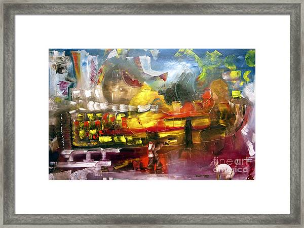 Have And Have Not Framed Print