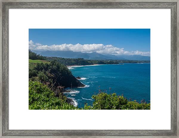 Hawaiian Paradise Framed Print