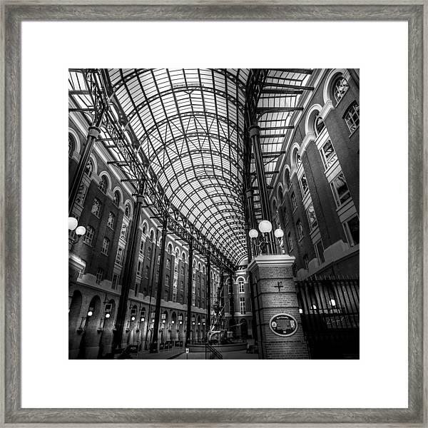 Hay's Galleria Framed Print by S J Bryant