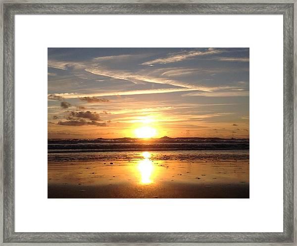 Healing Angel Framed Print