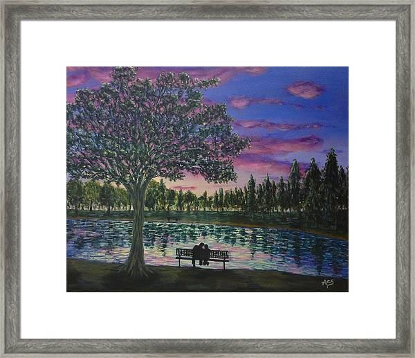 Heartwell Park Framed Print