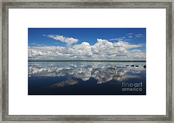 Heaven On Earth... Framed Print