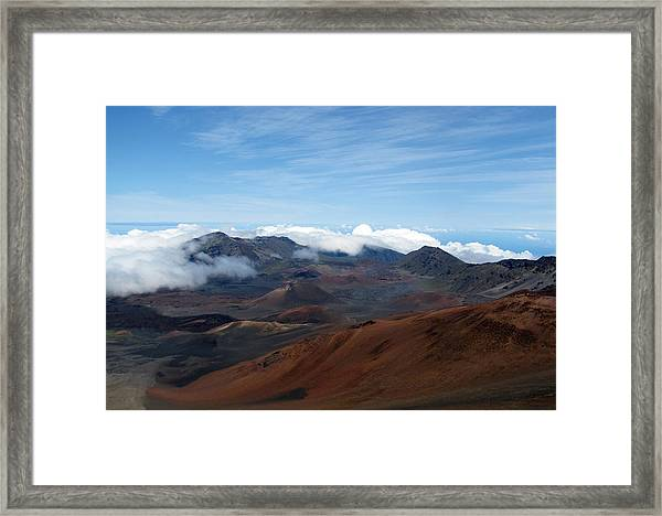Framed Print featuring the photograph Heavenly In Hawaii by Bob Slitzan