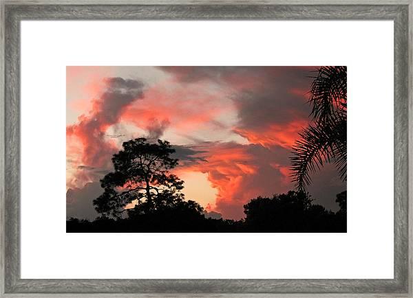 Heavenly Bridge Framed Print