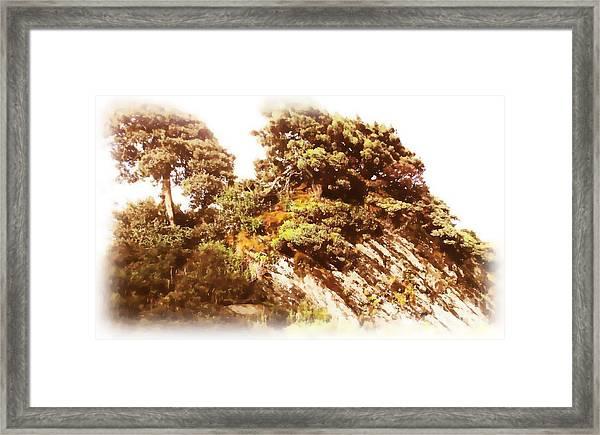 Hehuanshan Framed Print