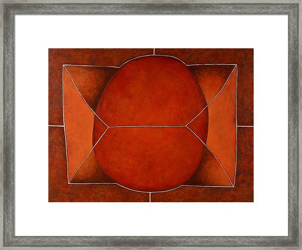 Held In 2 Framed Print by David Douthat