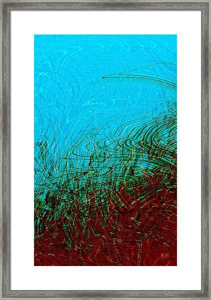 Hellfreezesover Framed Print