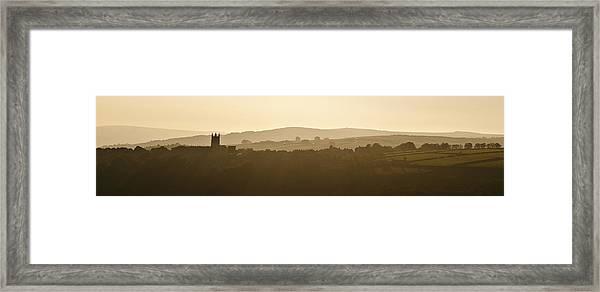 Heptonstall Framed Print