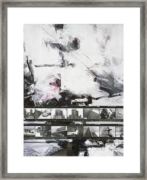 Hic Et Ubique Framed Print