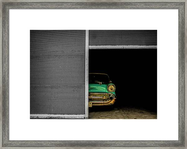 Hidden Beauty Framed Print by Umut Aydin