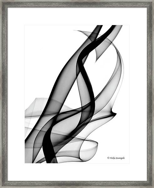 Hidden Heart Framed Print