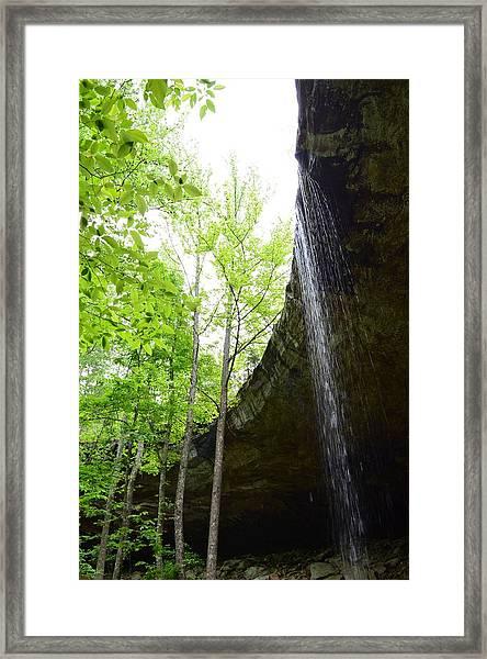 Hideout Hollow 2 Framed Print