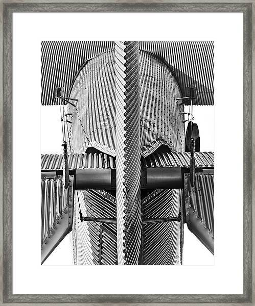 High-tech Circa 1929 Framed Print