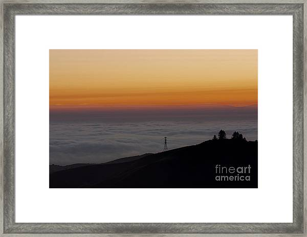Highway 35 Framed Print