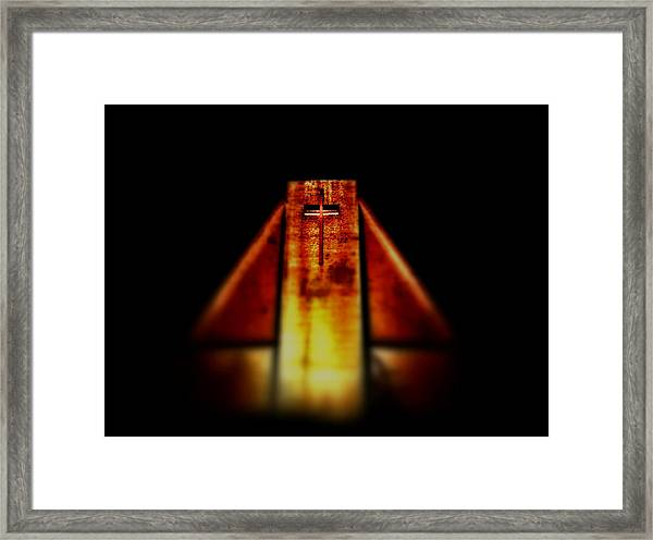 His House Framed Print