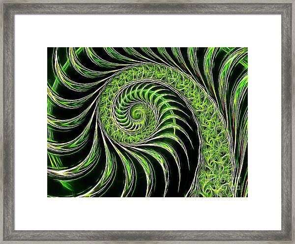 Hj-gb Framed Print