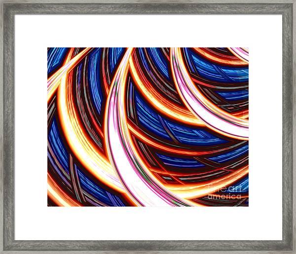 Hj-rb Framed Print