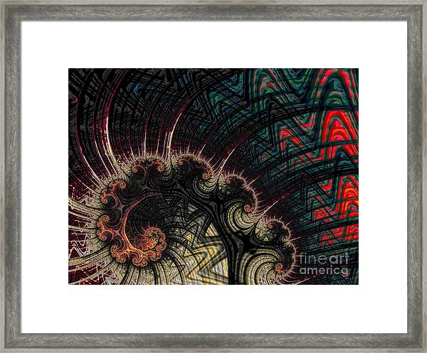 Hj-sw Framed Print
