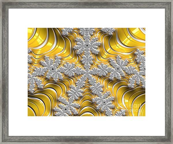 Hj-y Framed Print