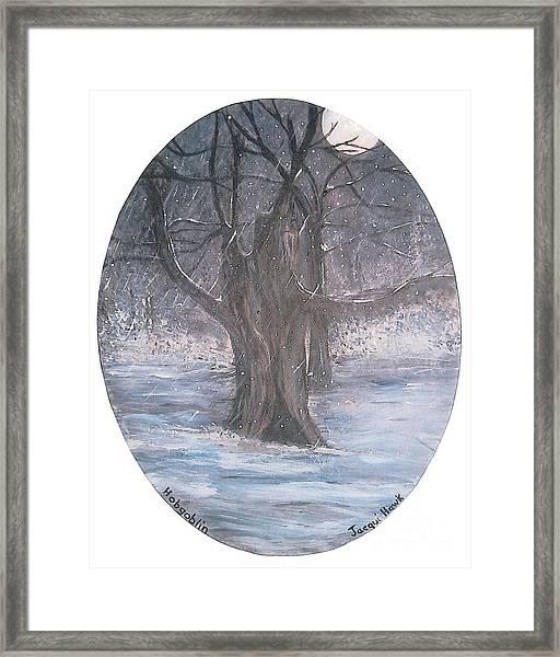 Hobgoblin Tree Framed Print