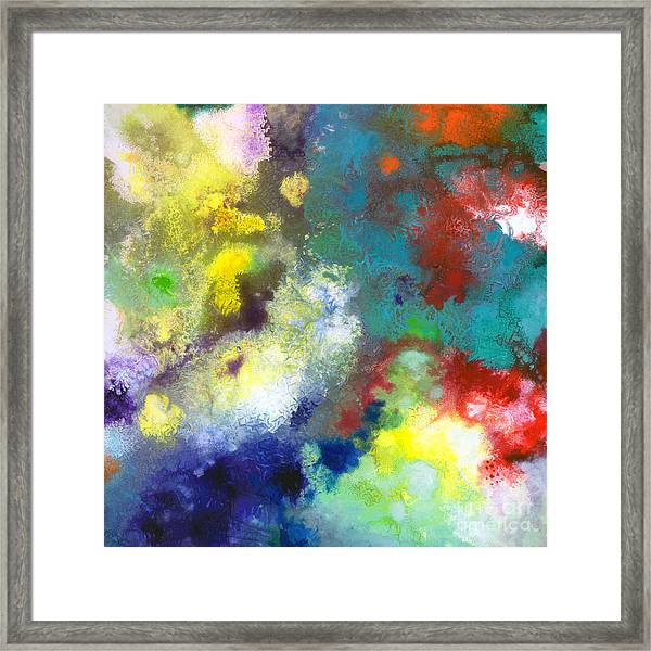 Holding The High Watch Canvas Two Framed Print