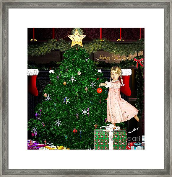 Holiday Dreams Framed Print