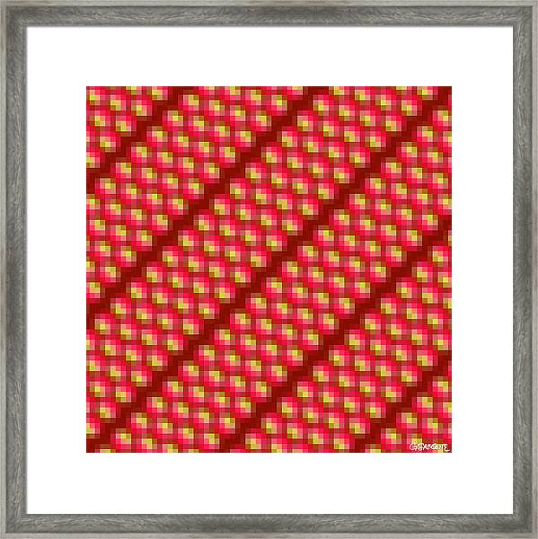 Ruby Rivers - Holistic Sensorial Experience Framed Print