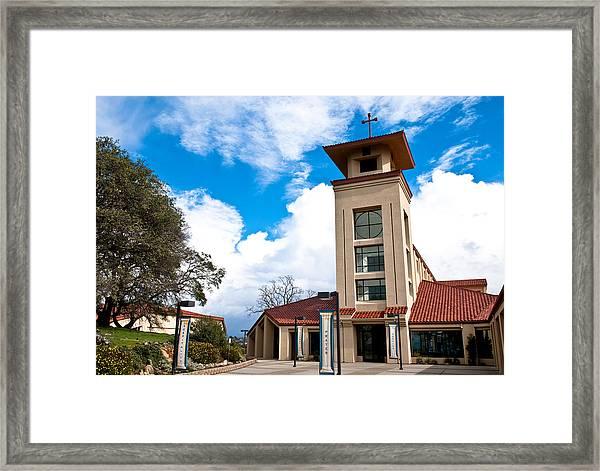 Holy Trinity Church Framed Print