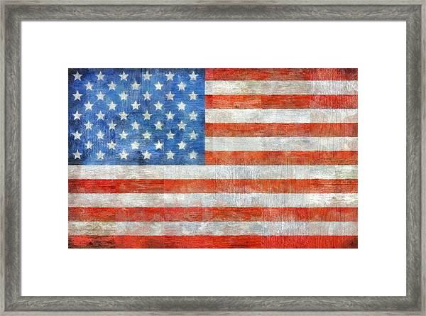 Homeland Framed Print