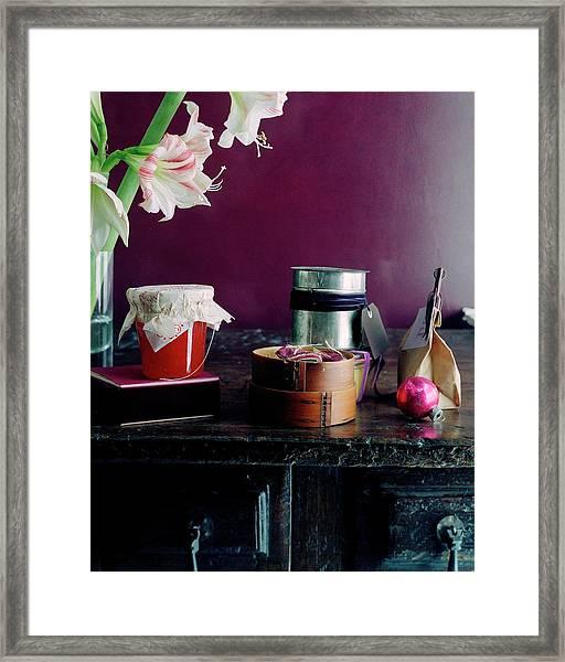 Homemade Gifts Framed Print